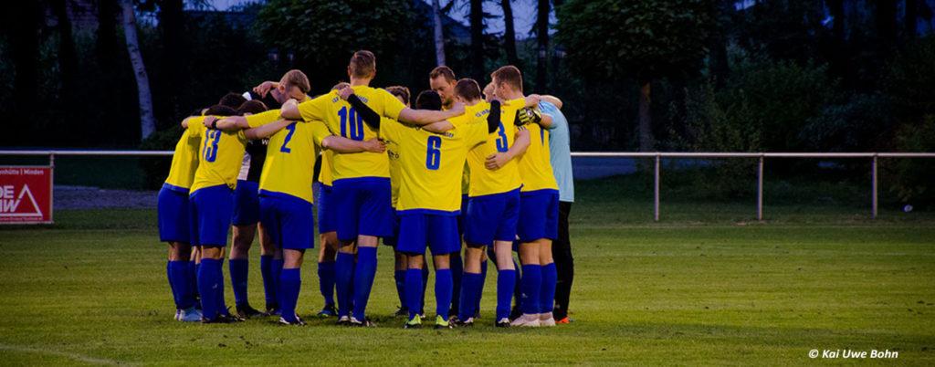 Vereinsseite, Übersicht Vereine in Neubruchhausen, Foto von Fußballern